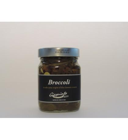 Broccoli confezione d'elite 370 gr Vetro