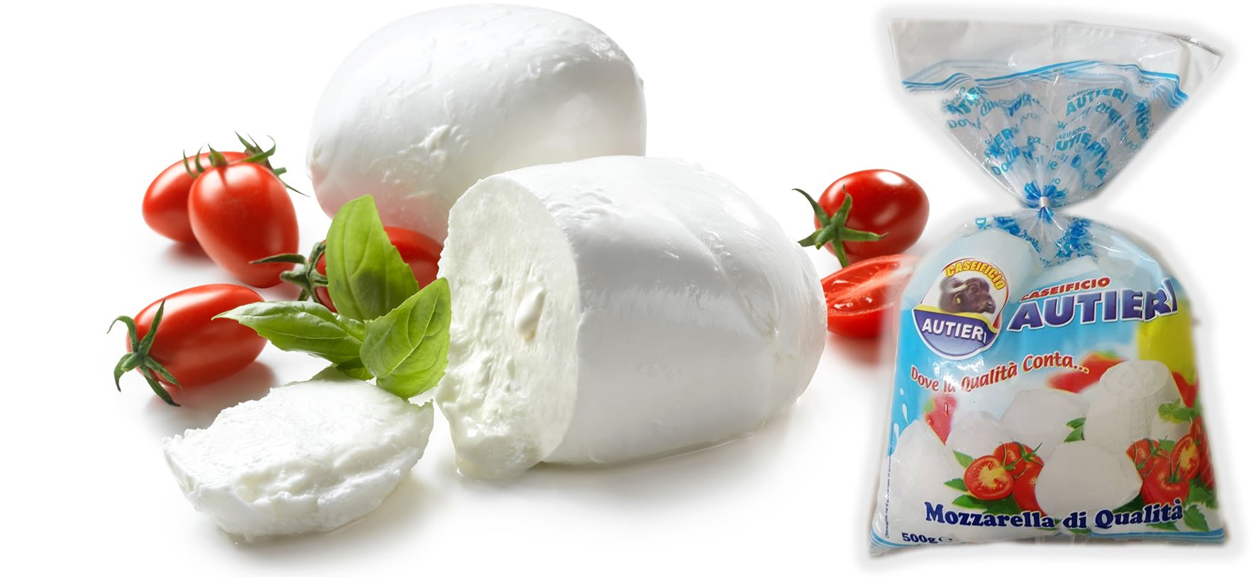 vendita mozzarella online